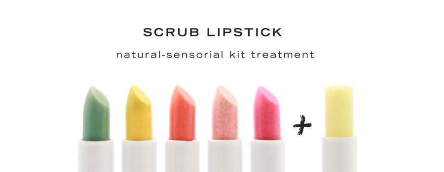 Scrub Lipstick